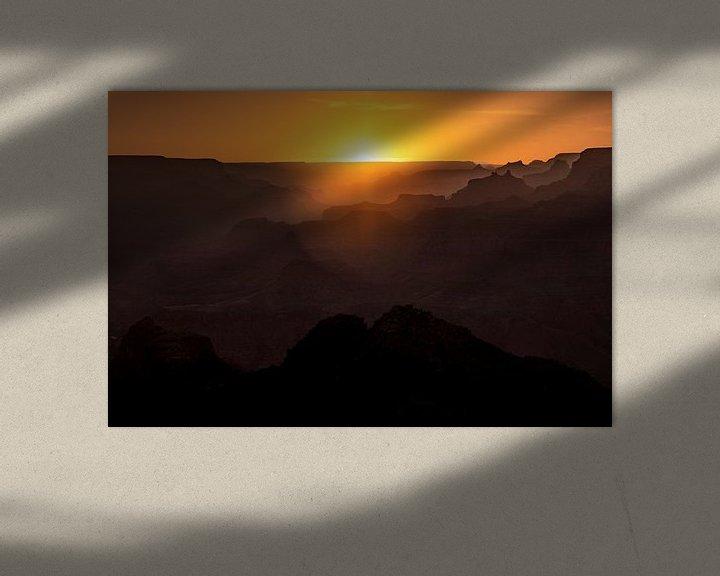 Sfeerimpressie: Grand Canyon van Jasper Verolme