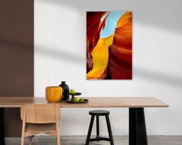 Lower Antelope canyon von Jasper Verolme