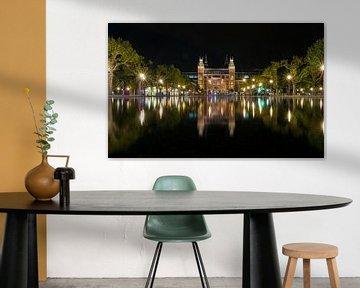 Amsterdam, Rijksmuseum von Marlous en Stefan P.