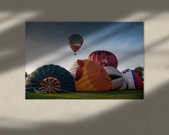 Sfeerimpressie: Ballonfiesta, Barneveld van Marlous en Stefan P.