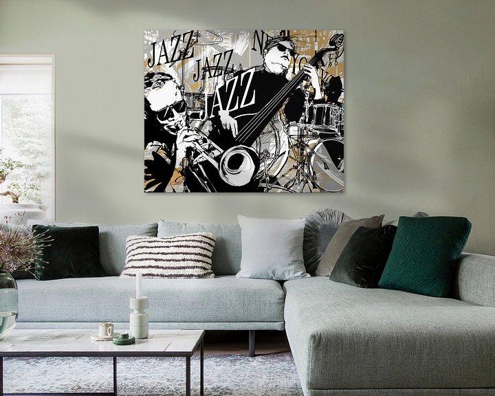 Beispiel: New York Jazz Music von AMB-IANCE .com