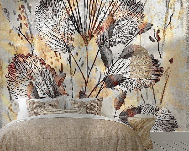 Sfeerimpressie behang: Interieur Decoratie van AMB-IANCE .com