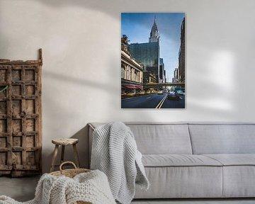 Pershing Square Bridge van Joris Pannemans - Loris Photography
