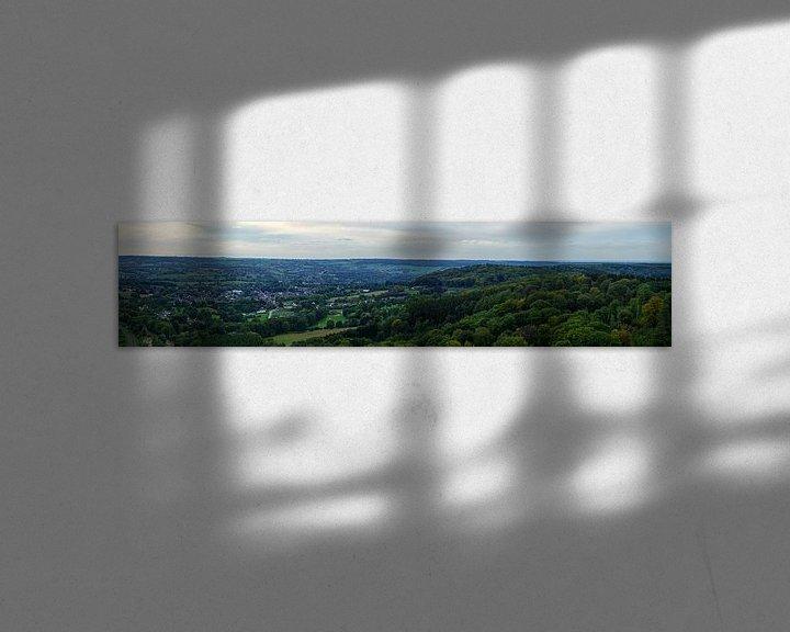 Beispiel: Panorama photo. von Anjo ten Kate
