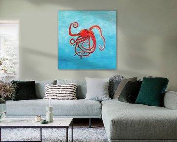 Krakens von Bianca Wisseloo