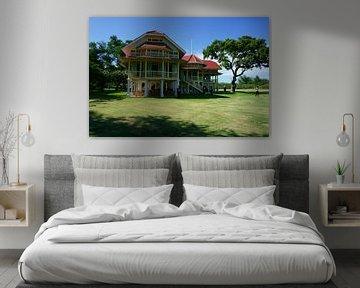Royal huis Thailand van Bart Cornelis de Groot