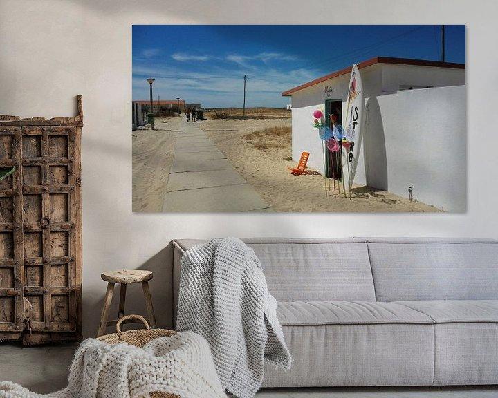 Impression: Culatra island sur Marc Struik