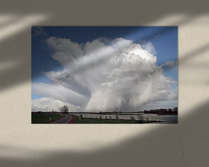 Sfeerimpressie: Maartse bui van Hans Kerchman