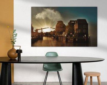 Wolwevershaven - Dordrecht van Bert Seinstra