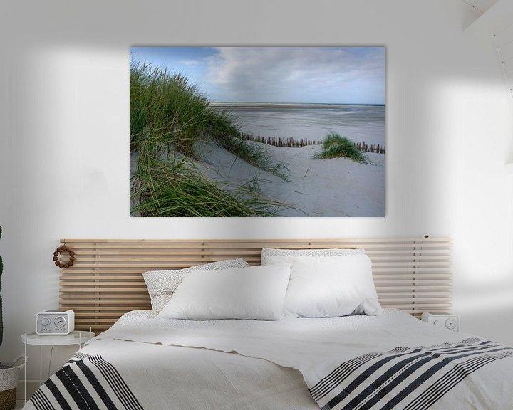 Beispiel: Küste Ameland. von Anjo ten Kate