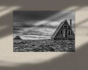 Icelandic house von Dave Verstappen