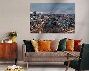 Stadhuis Rotterdam van AdV Photography