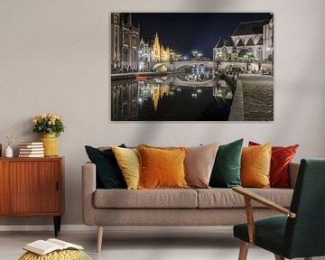 Betoverend Gent van Mark Bolijn