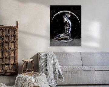 naakt onder de zilveren maan van Christine Nöhmeier
