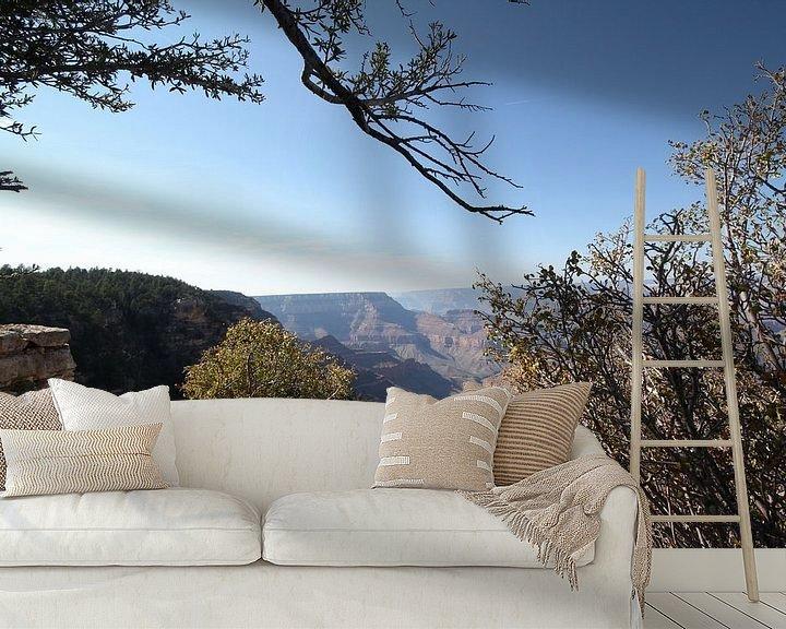 Impression: View over the Grand Canyon sur Jasper Hovenga