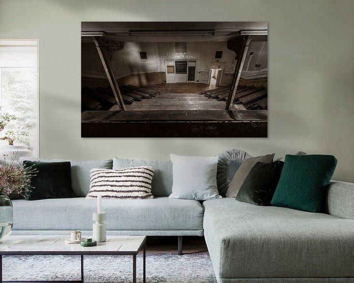 Sfeerimpressie: Aula van Olivier Photography