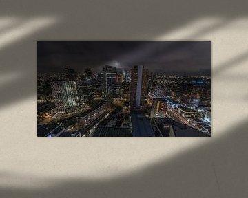 Rotterdam at Night von AdV Photography