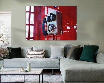 The red box van Ernst-jan Ter-hoeve