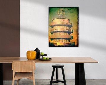Berlin - Motel Avus von Alexander Voss