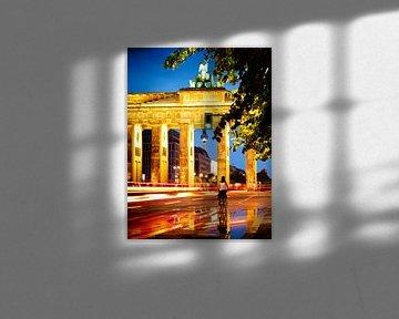 Berlin - Brandenburger Tor von Alexander Voss