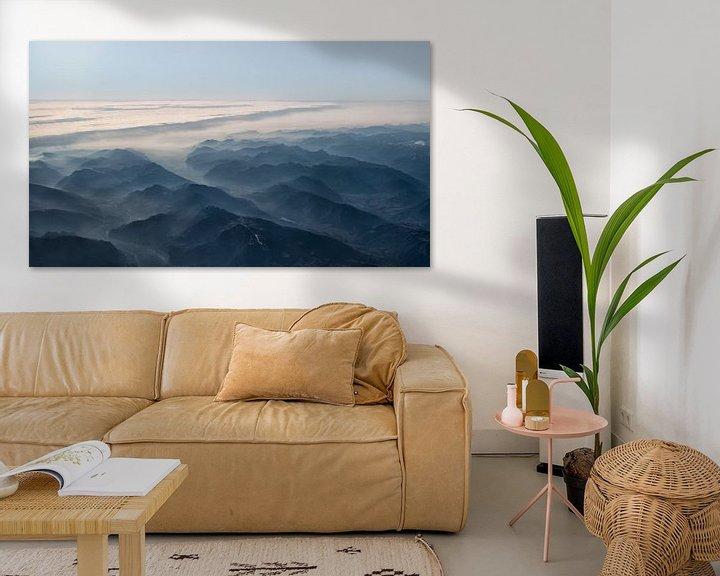 Sfeerimpressie: Mountain view van Marieke Feenstra