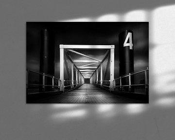 What's behind gate #4? von Ramón Tolkamp