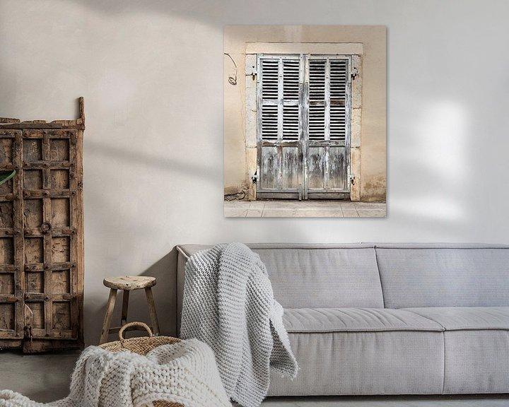 Sfeerimpressie: Oude deuren Frankrijk (VT Wonen) van Gijs de Kruijf