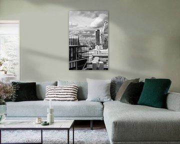 London, a room with a view von Mark de Weger