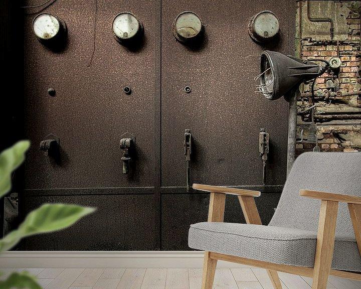 Impression: Armoire électrique sur Olivier Photography