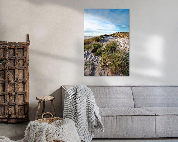 Impression: Danish Dune Landscape sur Silva Wischeropp