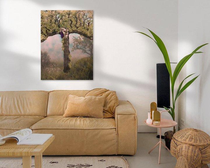 Sfeerimpressie: Pruimenboom van Babette van den Berg