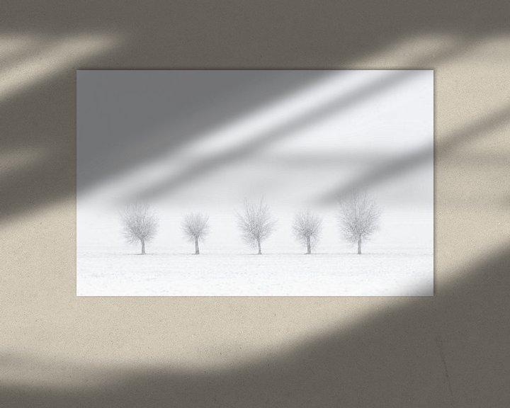 Sfeerimpressie: Quinted Winter van M DH