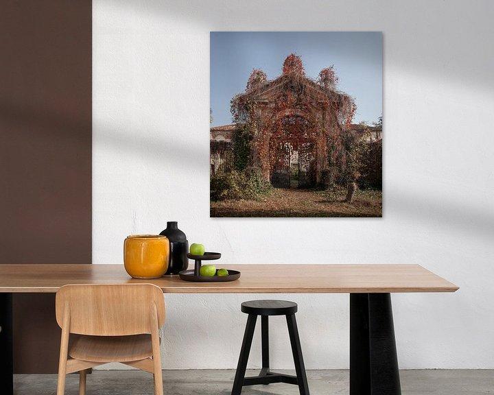 Beispiel: Willkommen zu Hause von Olivier Photography