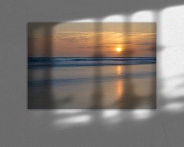 Zonsondergang van Nancy Alpaerts