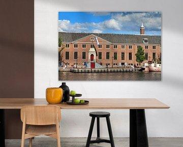 Hermitage aan de Amstel van Dennis van de Water