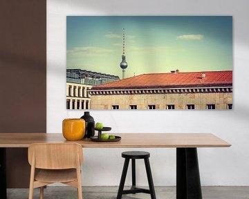 Berliner Himmel von Alexander Voss