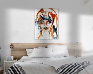 Haar unieke visie van ART Eva Maria