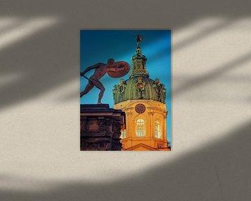 Berlin – Schloss Charlottenburg von Alexander Voss