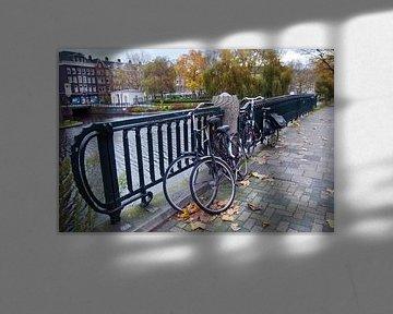 Herbst in Amsterdam von Silva Wischeropp