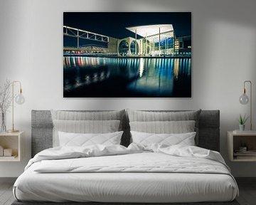 Lichtgrenze Berlin von Alexander Voss