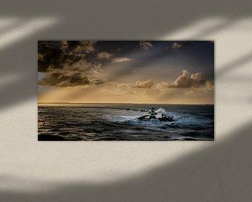 Pier IJmuiden van Martien Hoogebeen Fotografie
