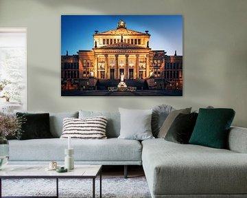 Konzerthaus Berlin Gendarmenmarkt van Alexander Voss