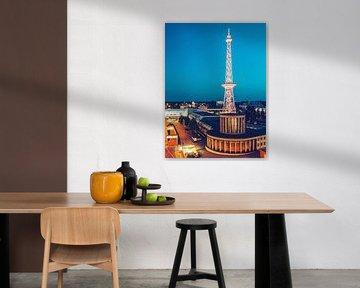 Berlin – Funkturm von Alexander Voss