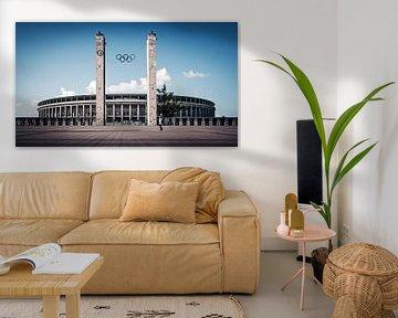 Berlin – Olympiastadion von Alexander Voss
