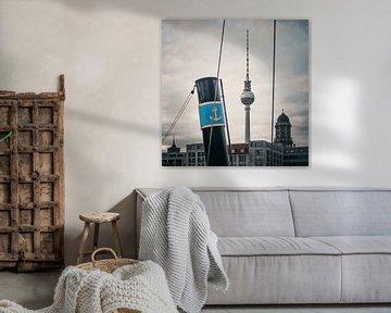 Heimathafen Berlin von Alexander Voss