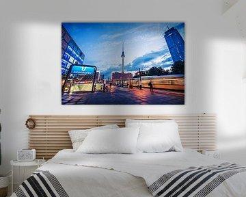Berlin – Alexanderplatz von Alexander Voss