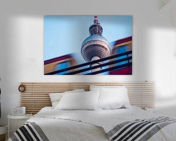 Berlin TV Tower van Alexander Voss