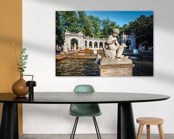Berlin – Märchenbrunnen von Alexander Voss