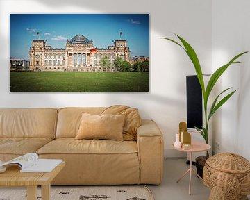 Berlin – Reichstag sur Alexander Voss