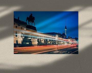 Berlin – Unter den Linden von Alexander Voss